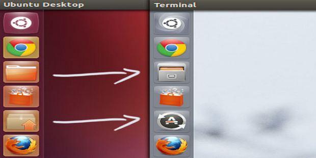 Ubuntu 13.04 icon change
