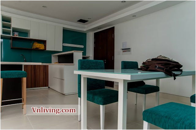120 sqm 3 bedrooms Tropic Garden apartment for lease in Dist 2