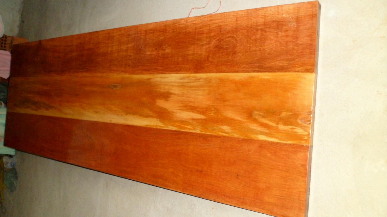 Mesa com pé em X em madeira peroba do norte #C87503 1600x900