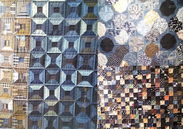 Tomi Nagano quilts