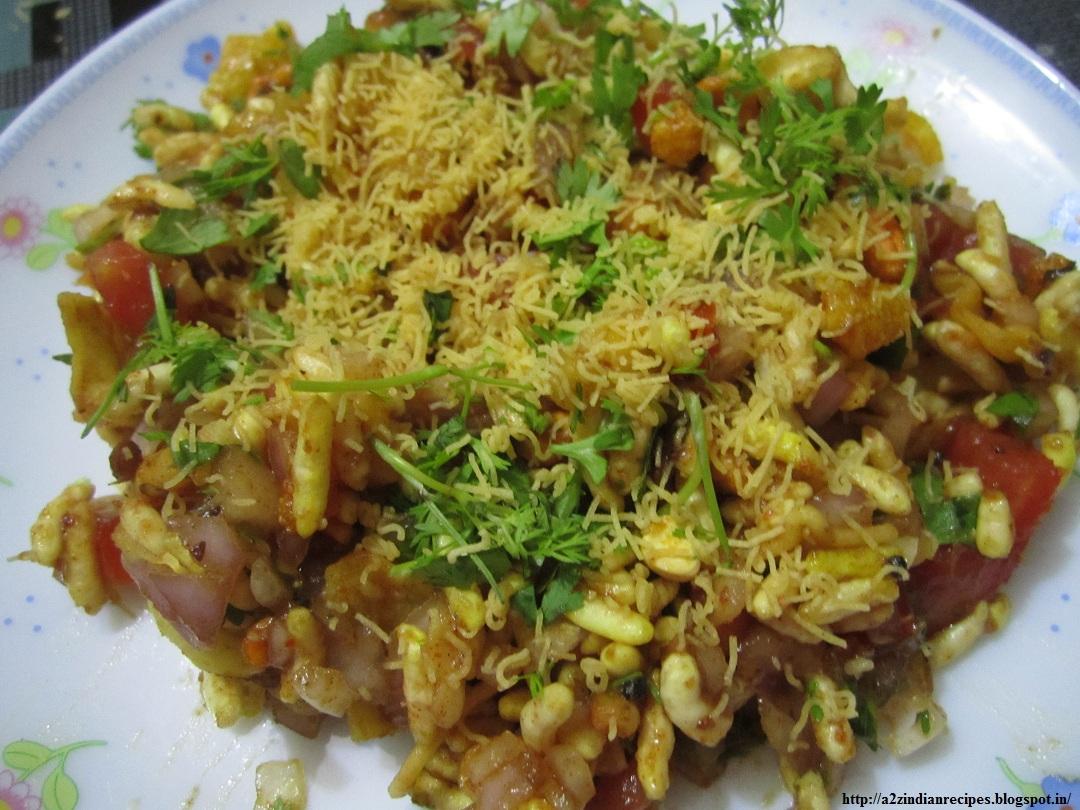 All marathi recipes bhel puri bhel puri forumfinder Choice Image