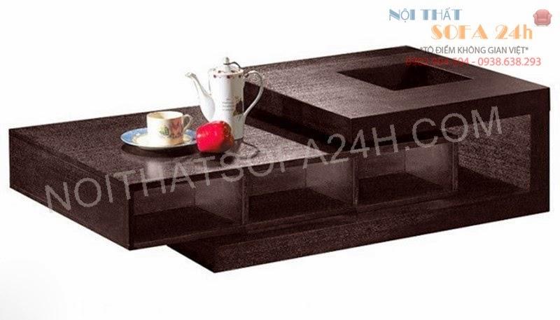 Bàn sofa gỗ BS110