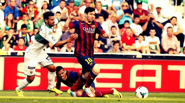 FC Barcelona vs Elche Highlights