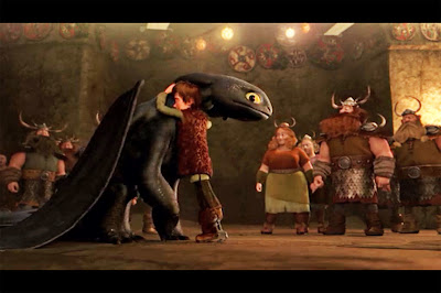 Dragons Gift Night Fury Toothless Netflix Christmas Holiday specials