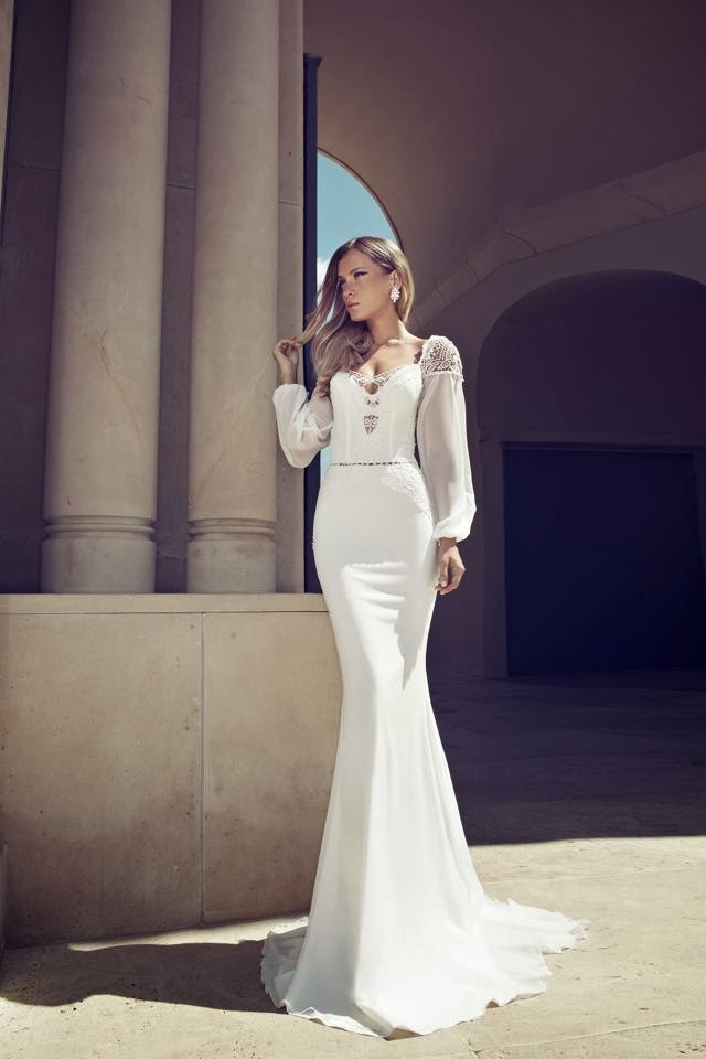 Julie Vino 2014 Fall Wedding Dresses