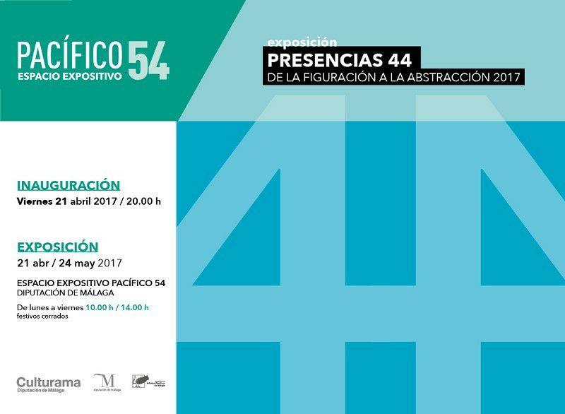 """Exposición colectiva de Aplama """"Presencias 44"""""""