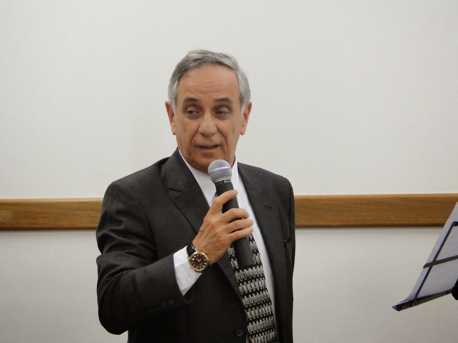 Coordenador do Departamento de Terapias Integrativas e Complementares da SOBRACID