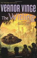 cover of Vernor Vinge's 'The Witling'