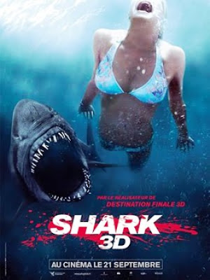 Tiburón 3D: La presa (Shark Night 3D)(2011).