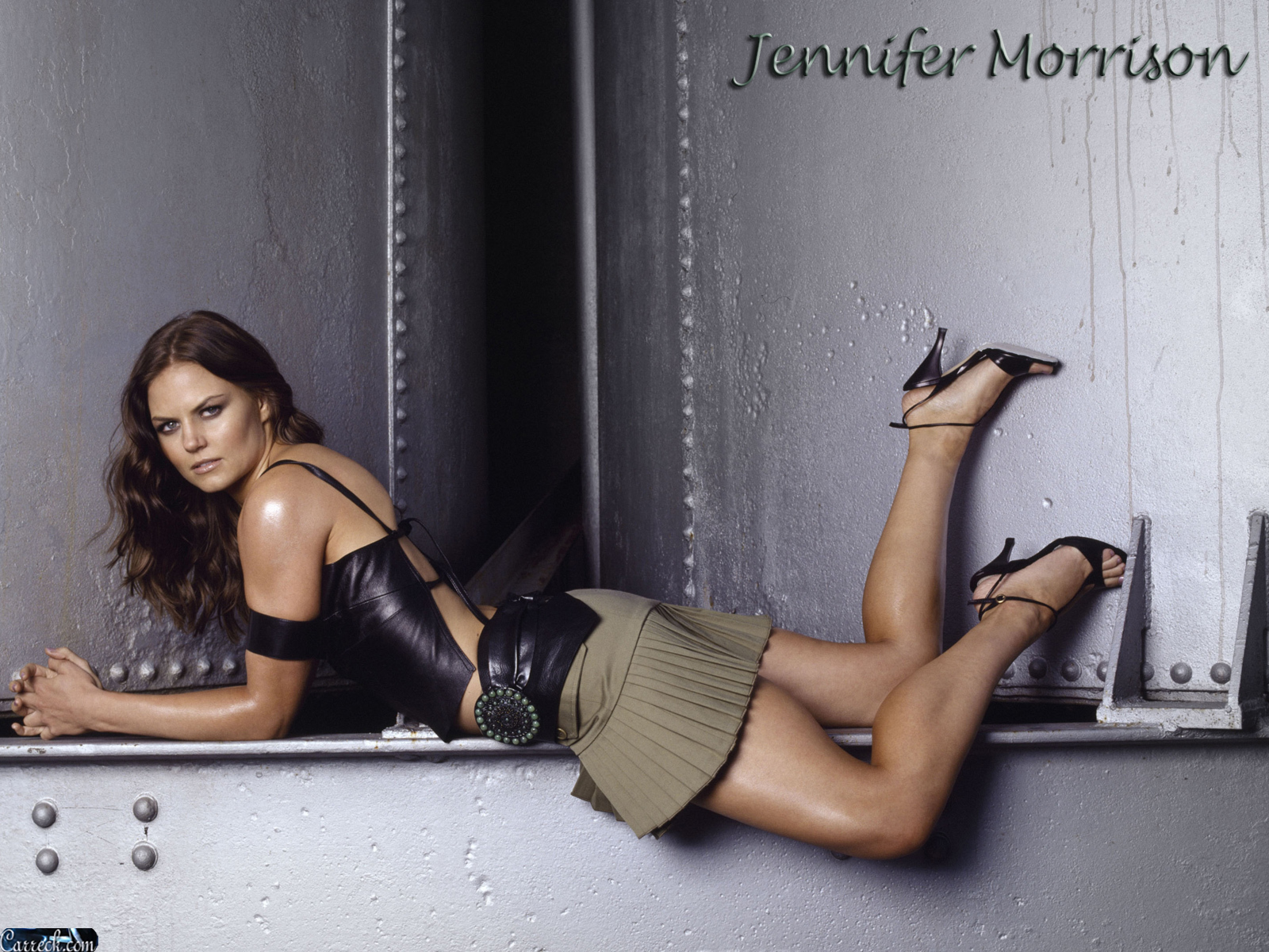 Jennifer Morrison High Resolution
