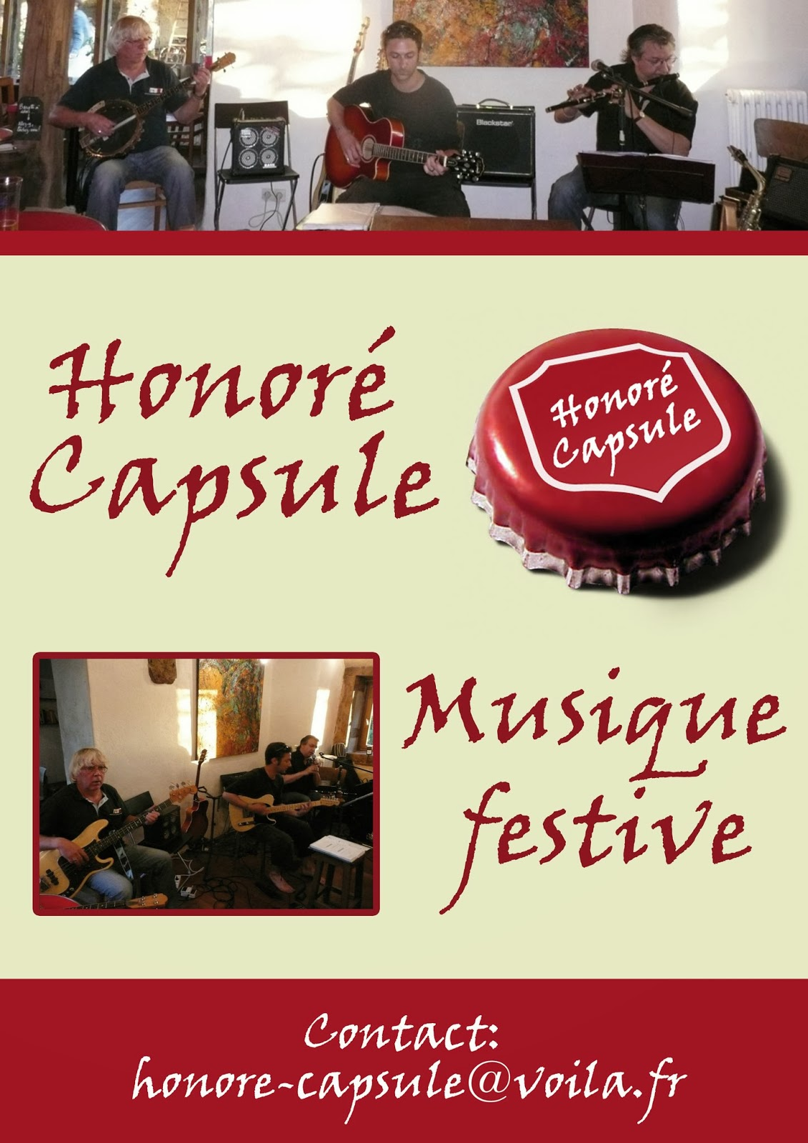 Honoré Capsule