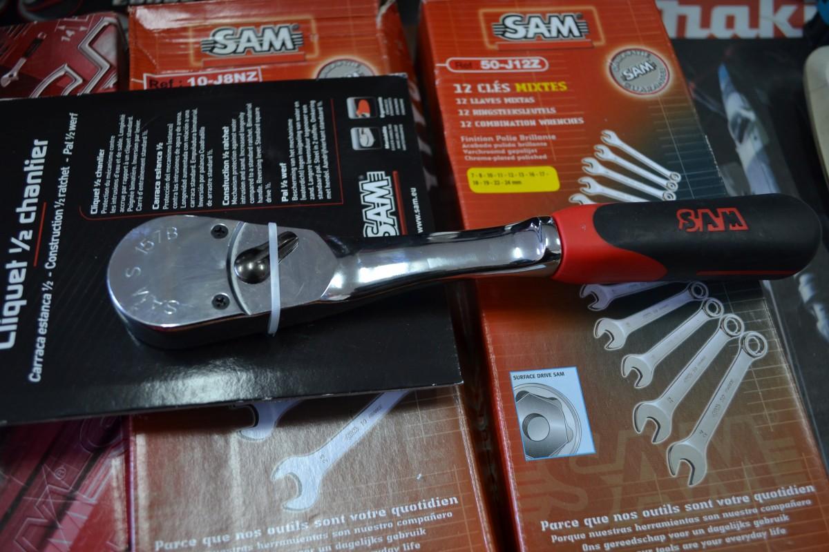herramientas Sam