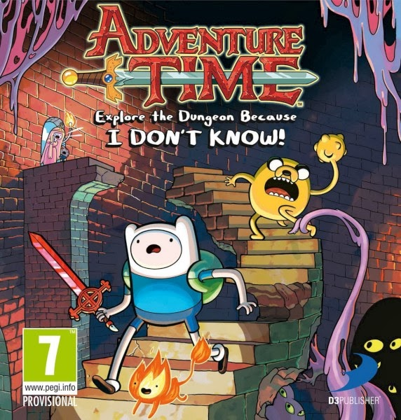 Adventure Time Explore The Dungeon Because I Dont Know [1 Link]