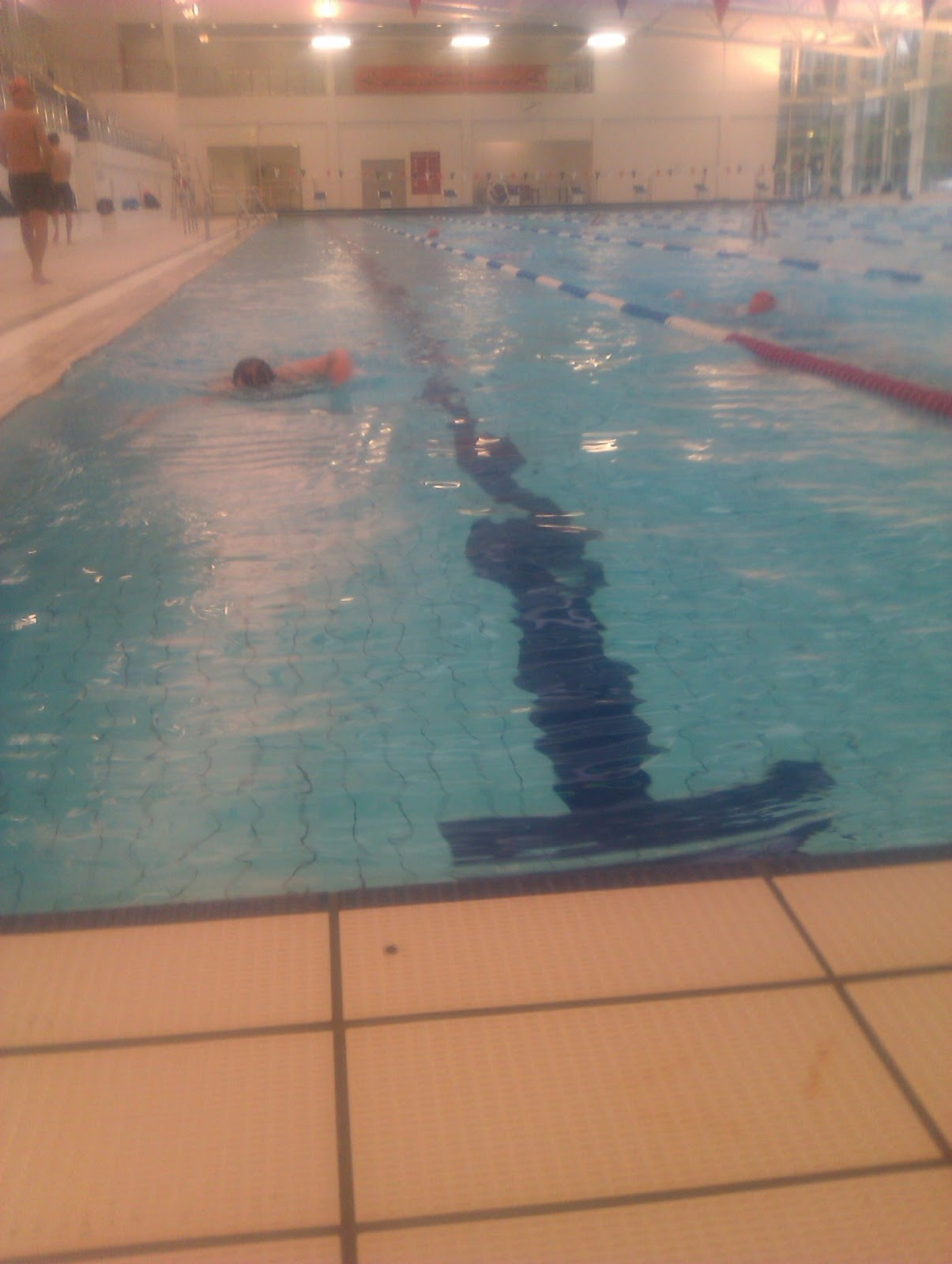 Sarah And Ellie Do The Olympics 24 100m Freestyle