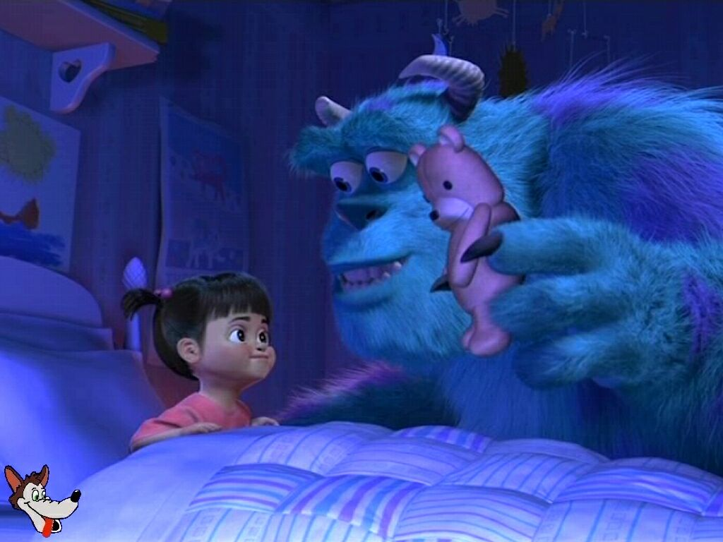 Image Result For Monsters Inc Boo
