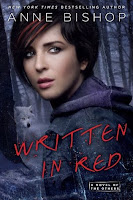 written in red by anne bishop book cover