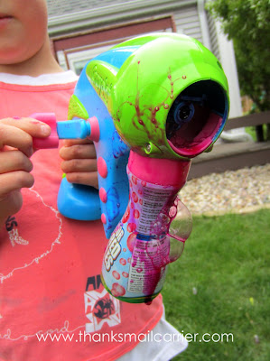 Crayola Bubble Launcher