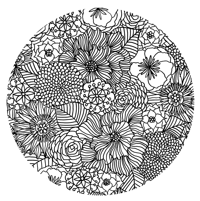 flowers coloring pages roses free rose flower 792x612 alisaburke