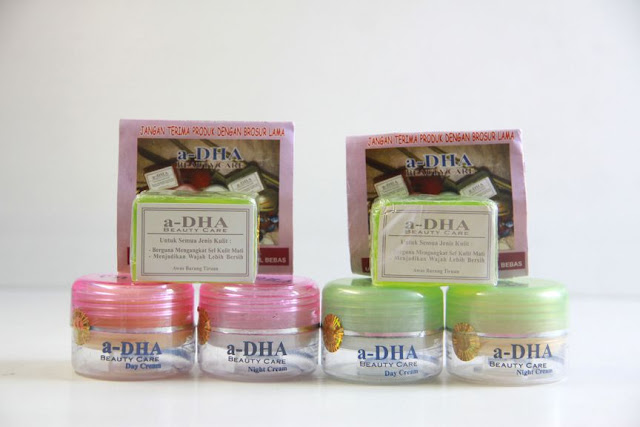 Cream A-DHA 1 set