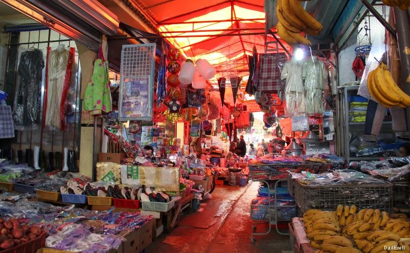 Souk Hay Nahda de Rabat