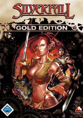 Silverfall Gold Edition [PC Full] Español [DVD9] ISO Descargar