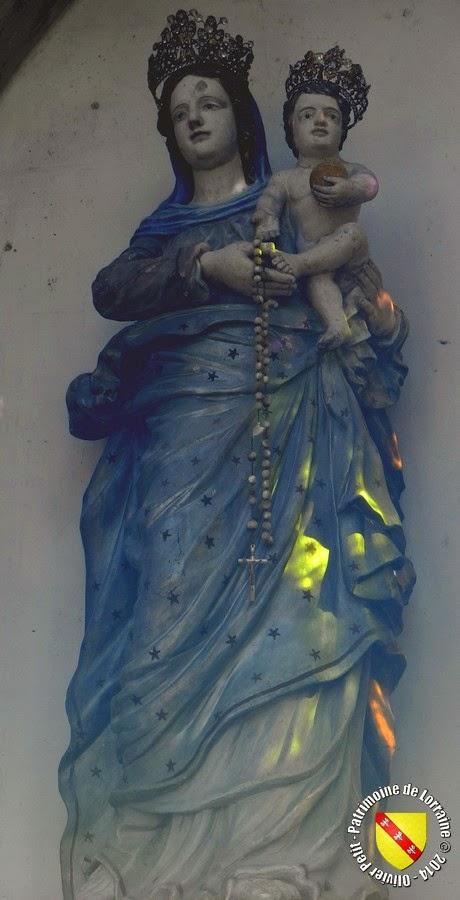 BAR-LE-DUC (55) - Pont Notre-Dame -Chapelle - Vierge à l'Enfant