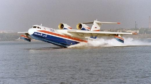 Pesawat amfibia Beriev Be-200
