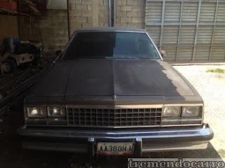 Chevrolet Malibu 1983