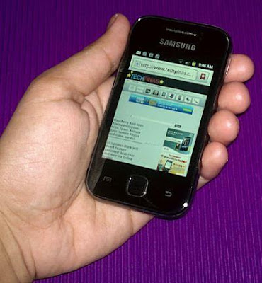 Kelebihan dan kekurangan Samsung galaxy young S6310