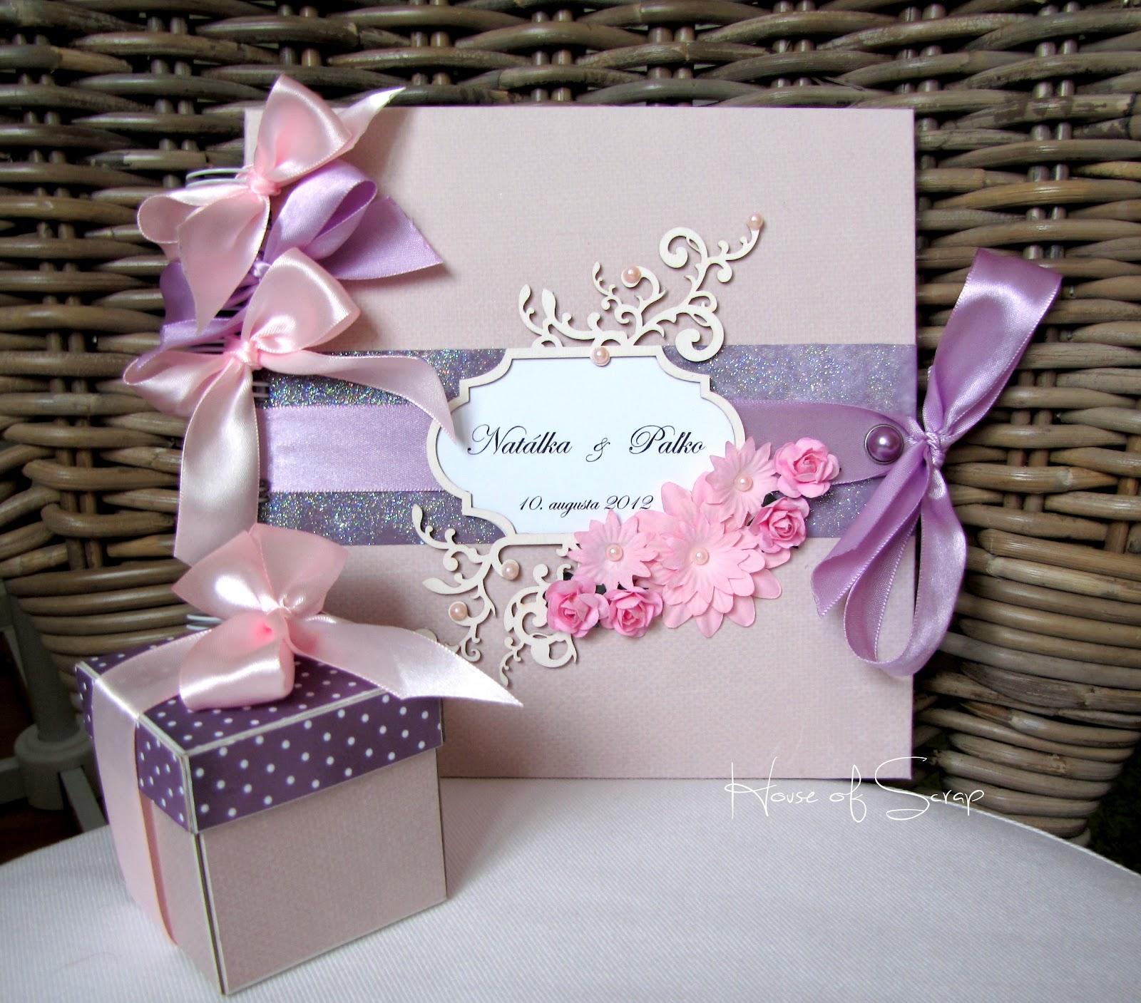 Svadobn krabika na peniaze - Krabiky na peniaze