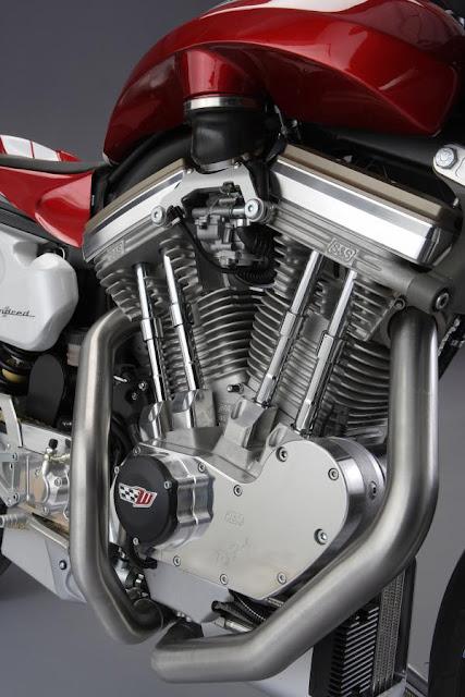 Wakan Avinton Engine