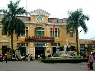 Haiphong estação ferroviária