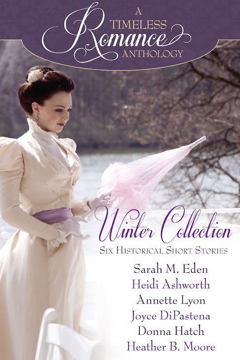 A Timeless Romance Anthology, Winter Collection