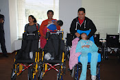 EXAMPLE OF WHEELCHAIRS W/CHILDREN WHO BENEFITTED