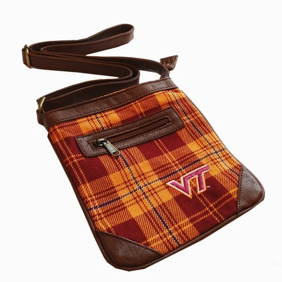 Virginia Tech Hokies NCAA Ticket Bag