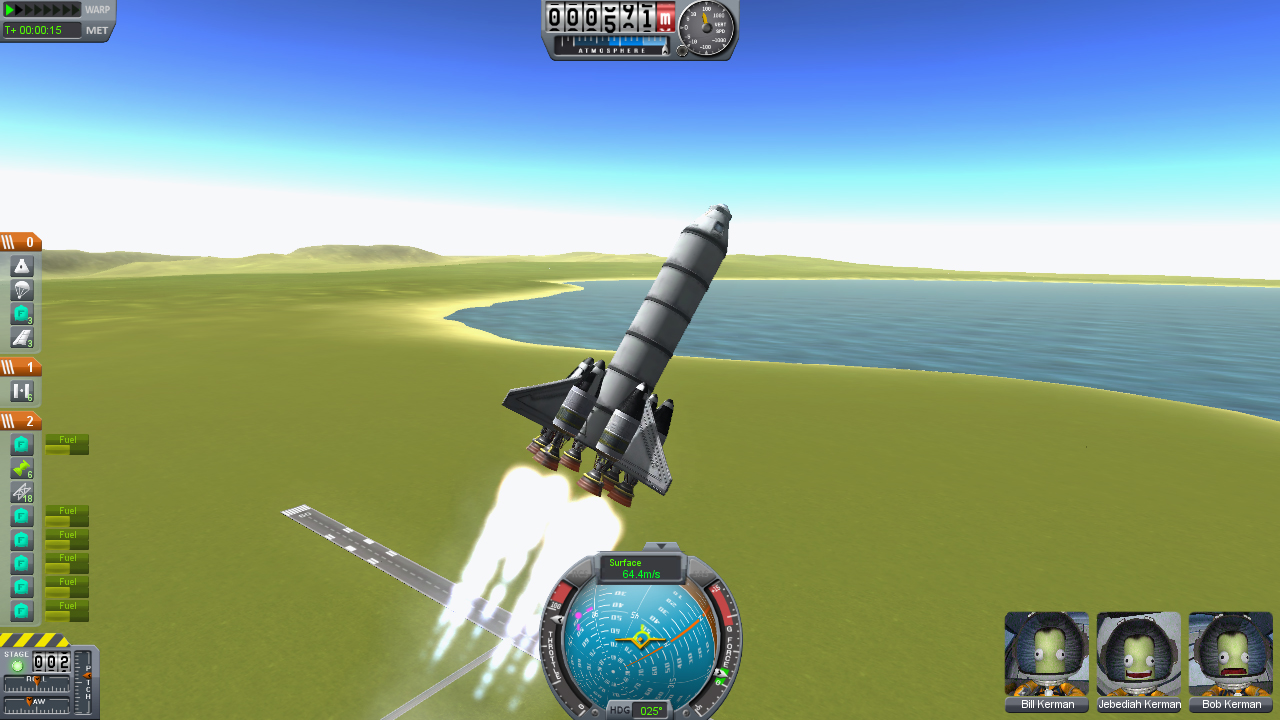 simple rocket kerbal space program - photo #34