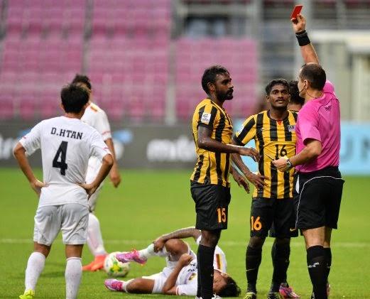 Keputusan Malaysia vs Myanmar
