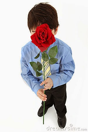 http://www.dreamstime.com/stock-photos-boy-rose-image15598523