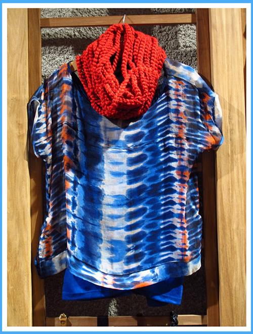 Blusas otoño   invierno 2013 Tucci