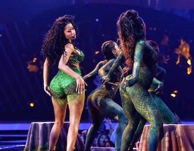 25 Most Important Things At MTV Music Video Awards 2014   VMAs nicki minaj wardrobe