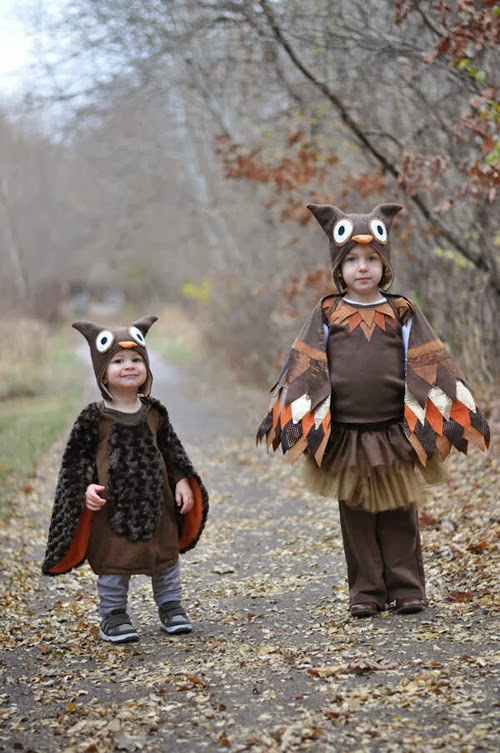 Homemade Hooty Owl Costume  sc 1 st  My Owl Barn & My Owl Barn: Homemade Hooty Owl Costume