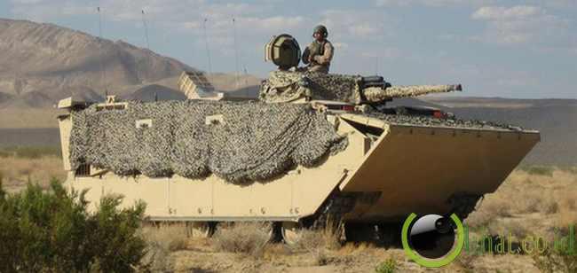 Expeditionary Fighting Vehicle (EFV)