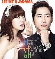 Lie to Me Drama Korea Terbaru Indosiar | Sinopsis Para Pemain Lie to Me
