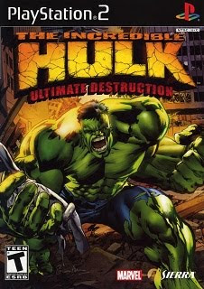 The Incredible Hulk: Ultimate Destruction   PS2