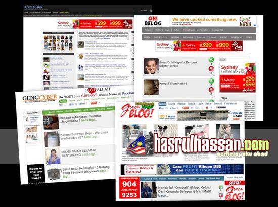Panduan Menulis Blog | 6 Pilihan Web Agregator Untuk Ping Blog