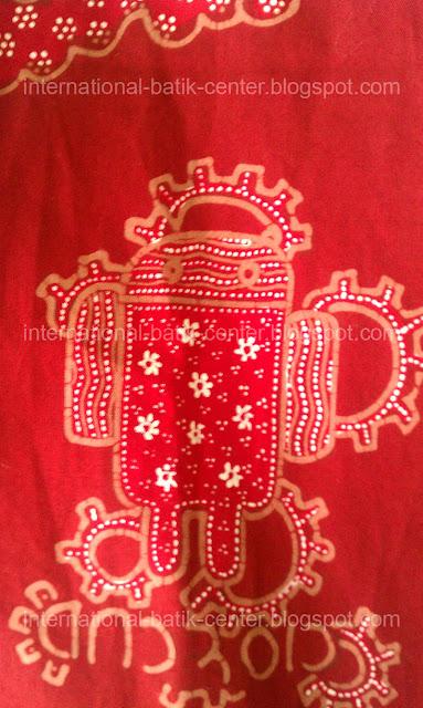Batik tulis android