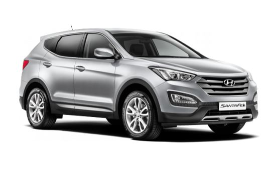 Hyundai Sante Fe 4x4 7 places
