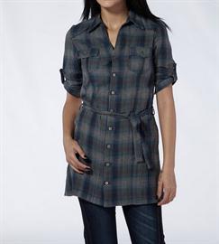 kareli gömlek modeli