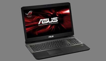 Asus G75VW 3D Laptop Untuk Gamer