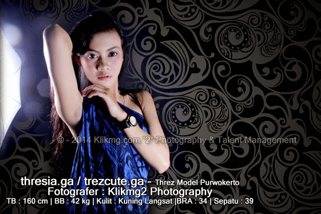 "Threz Model Sexy Berbalutkan Kain ""Indoor"" [ thresia.ga ] 